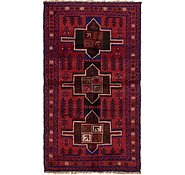 Link to 3' 6 x 6' 5 Balouch Persian Rug