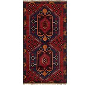 Link to 3' 5 x 6' 8 Balouch Persian Rug