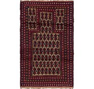 Link to 85cm x 140cm Balouch Persian Rug