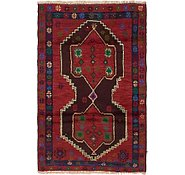 Link to 2' 10 x 4' 5 Balouch Persian Rug