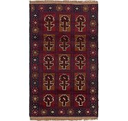 Link to 2' 8 x 4' 5 Balouch Persian Rug
