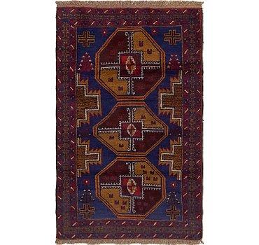 84x145 Balouch Rug