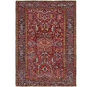 Link to 6' 7 x 9' 5 Heriz Persian Rug
