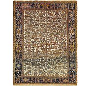 Link to 8' x 10' 3 Heriz Persian Rug