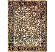 Link to 245cm x 312cm Heriz Persian Rug