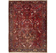 Rust Red 3 10 X 6 Heriz Rug Area Rugs Esalerugs