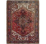 Link to 7' 8 x 10' 2 Heriz Persian Rug