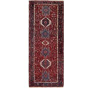 Link to 4' 10 x 12' 8 Gharajeh Persian Runner Rug
