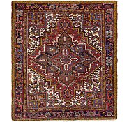 Link to 8' x 9' 2 Heriz Persian Rug