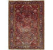 Link to 7' x 10' Heriz Persian Rug