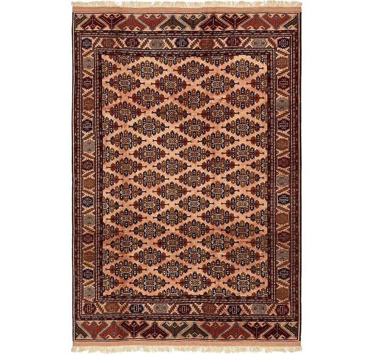 6' 5 x 9' 10 Balouch Oriental Rug