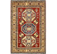 Link to 4' 5 x 6' 8 Kazak Oriental Rug