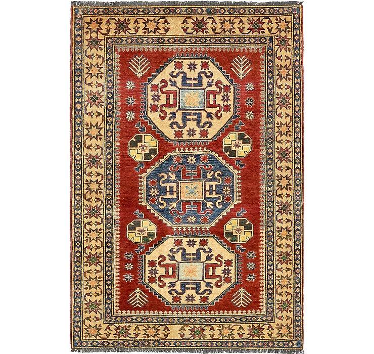 4' 5 x 6' 8 Kazak Oriental Rug