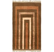Link to 4' x 7' Shiraz-Gabbeh Persian Rug