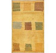 Link to 4' x 6' 3 Shiraz-Gabbeh Persian Rug