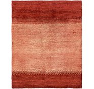 Link to 5' x 6' Shiraz-Gabbeh Persian Rug