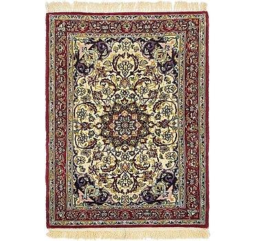 74x102 Isfahan Rug
