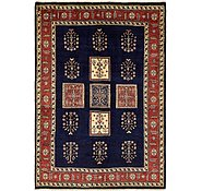 Link to 4' 5 x 6' 4 Ghashghaei Persian Rug