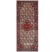 Link to 2' 9 x 6' 8 Mazlaghan Persian Runner Rug