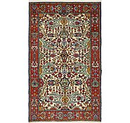 Link to 3' 8 x 6' Tabriz Persian Rug