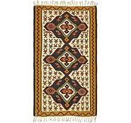 Link to 3' 2 x 5' 7 Kilim Fars Rug