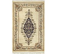 Link to 3' 4 x 5' 5 Kashan Persian Rug