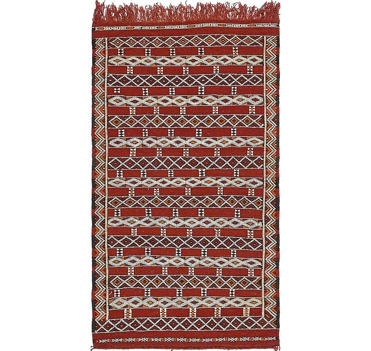 85cm x 160cm Moroccan Oriental Rug