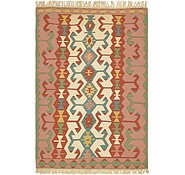 Link to 3' 10 x 5' 9 Kilim Fars Rug