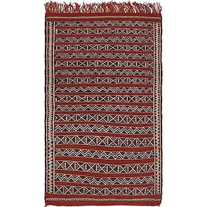 2' 10 x 4' 10 Moroccan Rug