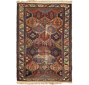 Link to 4' 5 x 6' 8 Bakhtiar Persian Rug