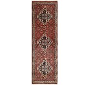 Link to 3' 9 x 10' 2 Bidjar Persian Runner Rug