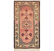 Link to 3' x 5' 7 Antique Finish Rug