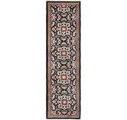 Link to 2' 7 x 10' Tabriz Persian Runner Rug