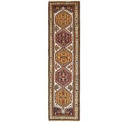 Link to 2' 6 x 10' Ardabil Persian Runner Rug
