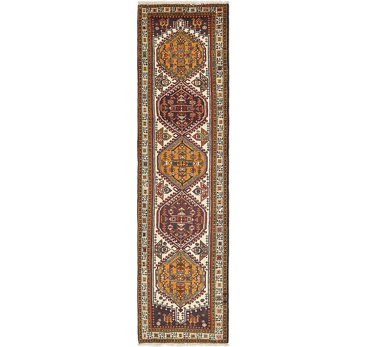2' 6 x 10' Ardabil Persian Runner ...