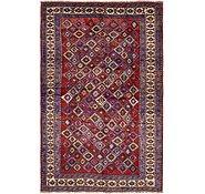 Link to 5' 2 x 8' 7 Shiraz Persian Rug