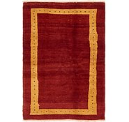Link to 4' x 6' Shiraz-Gabbeh Persian Rug