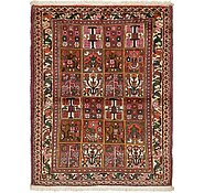 Link to 3' 10 x 5' Bakhtiar Persian Rug