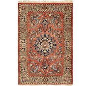 Link to 4' 4 x 6' 7 Kerman Persian Rug
