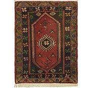 Link to 3' 8 x 4' 9 Kelardasht Persian Rug