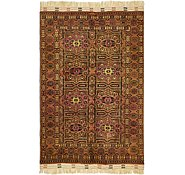 Link to 5' 4 x 8' 7 Torkaman Oriental Rug