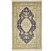 Link to 5' 2 x 8' 7 Tabriz Oriental Rug