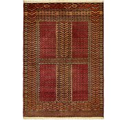 Link to 5' 4 x 8' Torkaman Oriental Rug
