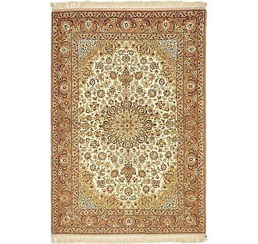 109x163 Isfahan Rug