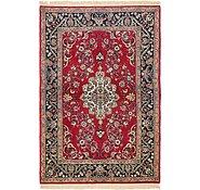 Link to 3' 7 x 5' 5 Isfahan Persian Rug