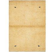 Link to 3' 6 x 5' Shiraz-Gabbeh Persian Rug