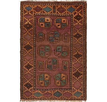 117x201 Shiraz Rug