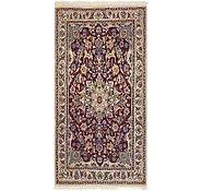 Link to 2' 8 x 5' 7 Nain Persian Rug