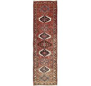 Link to 3' 5 x 12' 8 Gharajeh Persian Runner Rug