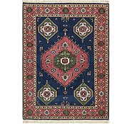 Link to 4' 10 x 6' 10 Heriz Persian Rug